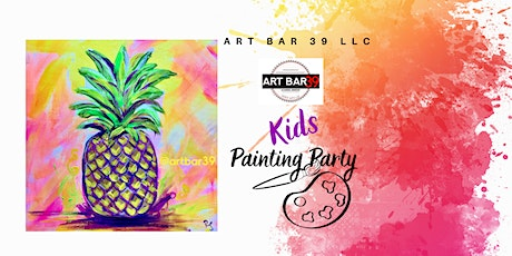 Kids|Painting Party|Alexandria|Beginners tickets