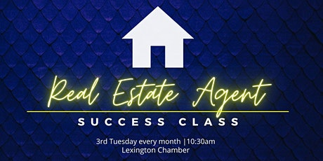Real Estate Agent Success Class tickets