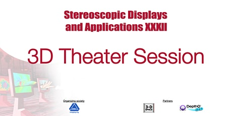 SD&A 2021 3D Theater Session tickets