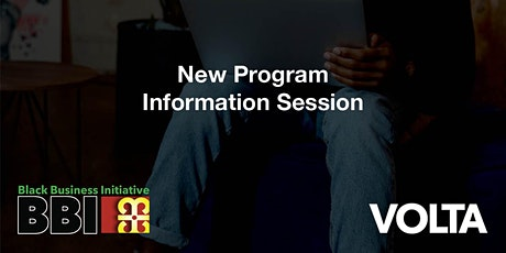 New Program Information Session tickets