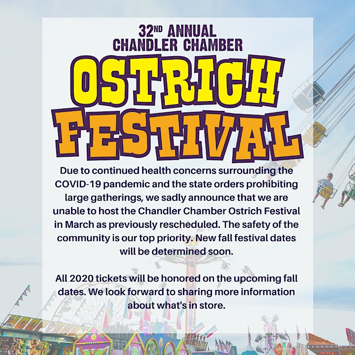 32nd Annual Ostrich Festival image