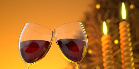 Virtual Wine Tasting with Friends in Your Bubble tickets