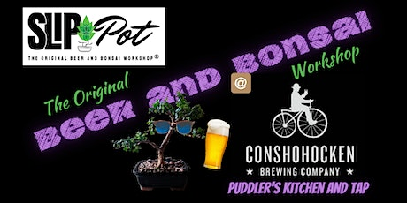 Dwarf Jade Bonsai at Puddler's Kitchen and Tap by CBC tickets
