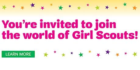 Girl Scouts Information Meeting/Reunión de información de Girl Scouts tickets