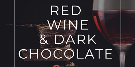 Pink Goes Red: Red Wine and Dark Chocolate tickets