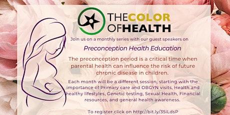Preconception Health Education Series tickets