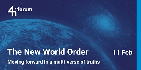The New World Order - Moving forward in a multi-verse of truths tickets