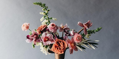 Virtual Workshop: Floral Centerpiece tickets