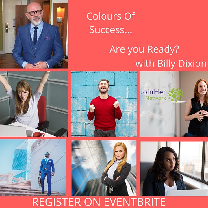 Colours For Success With Billy Dixon image