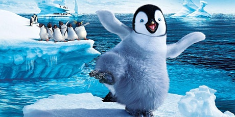 HAPPY FEET Parking Lot Cinema tickets