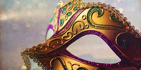 FOUND:RE Passport Series - Third Destination - New Orleans - Mardi Gras tickets