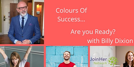 Colours For Success With Billy Dixon tickets
