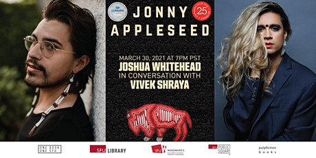 SFU Library's One Book One SFU 2021 - Joshua Whitehead & Vivek Shraya tickets