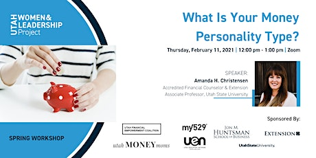 What Is Your Money Personality Type? tickets