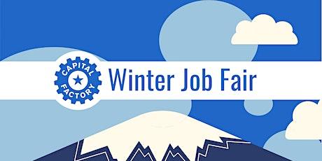 Job Fair Company Registration Tickets