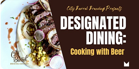 KC: Designated Diner: Cooking with Beer tickets