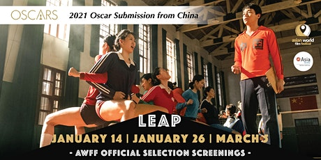 AWFF - Leap (1/26) -2021 Oscar Submission from China tickets