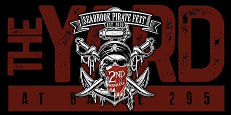Seabrook Pirate Fest at BARge295 tickets
