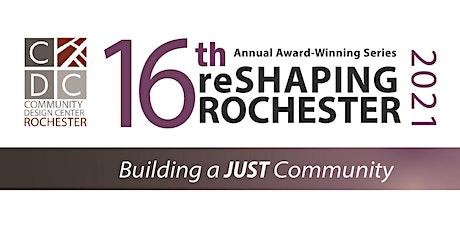 Reshaping Rochester Webinar with De Nichols tickets