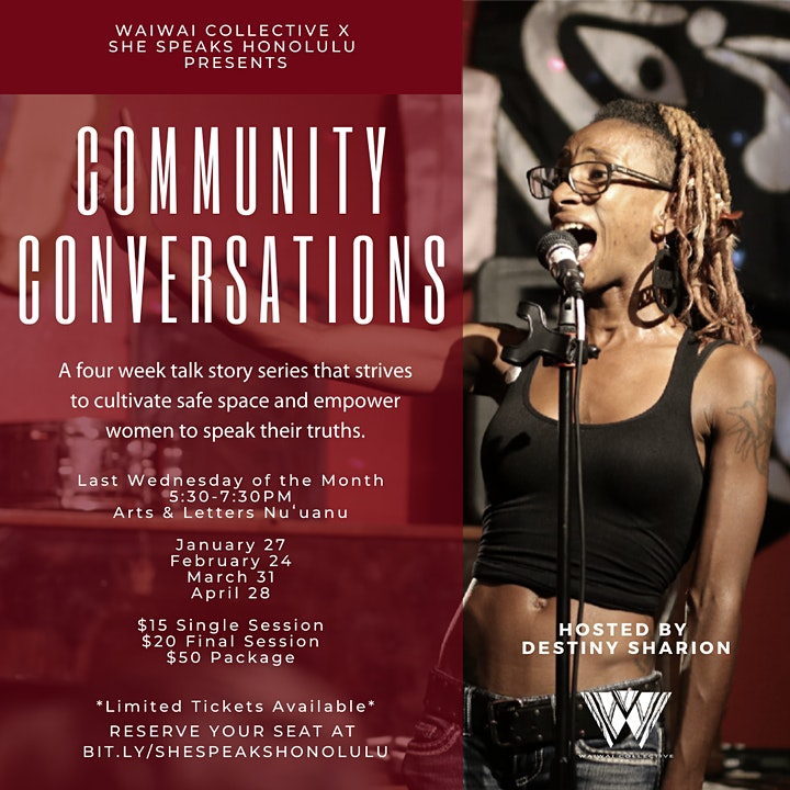 Community Conversations image
