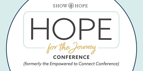 Hope for the Journey - Fostering Hope tickets