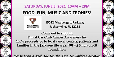 2nd Annual Cars for Cancer Cure Car Show tickets