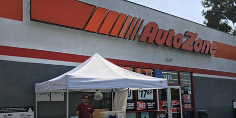 City of San Dimas FREE Used Oil Filter Exchange Event @ AutoZone tickets