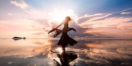 Feel Good Friday - Yoga Dance - Online Via Zoom tickets