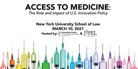 Access to Medicine: The Role and Impact of U.S. Innovation Policy tickets