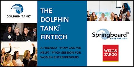 Dolphin Tank®: FinTech tickets