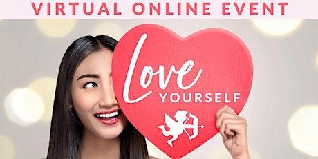 Love Yourself Virtual Event entradas