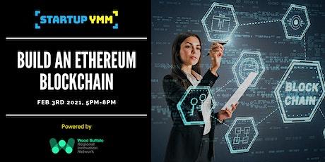 Build an Ethereum Blockchain tickets