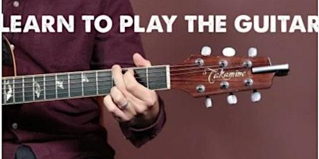 Free Online Guitar Fundamentals Workshop tickets