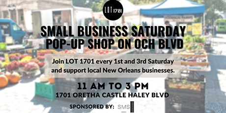 Farmer's Market and Small Biz Pop-Up on OCH Blvd tickets
