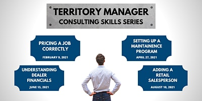 Territory Manager Consulting Skills series