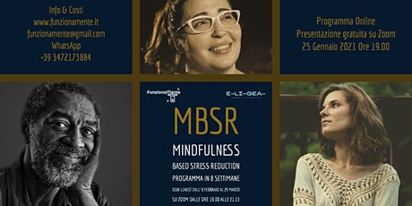 Presentazione Corso Mindfulness-Based Stress Reduction (MBSR)  tickets