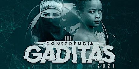 III CONFERÊNCIA MISSIONÁRIA DOS GADITAS ingressos