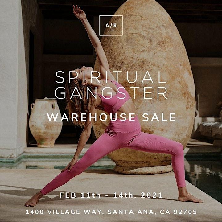 Spiritual Gangster Warehouse Sale - Santa Ana, CA image