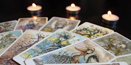 Tarot Class One:  History of Tarot tickets