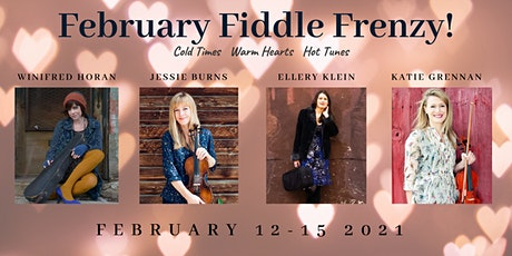 February Fiddle Frenzy 2021 tickets