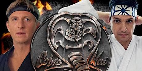 Biergarten Cobra Kai Trivia tickets