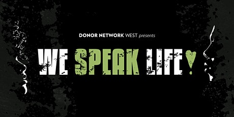 We Speak Life Virtual Premiere tickets