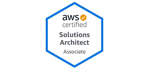 8 Wknds AWS Solutions Architect Associate Training Course Rome tickets