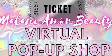 2021 Virtual Pop-Up Shop tickets