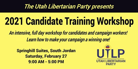 UTLP Candidate and Campaign Staff Training Workshop tickets