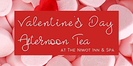 Valentine's Day Afternoon Tea (11AM) tickets