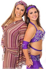 Belly Dancing Workshop Drop-in with Mariah tickets
