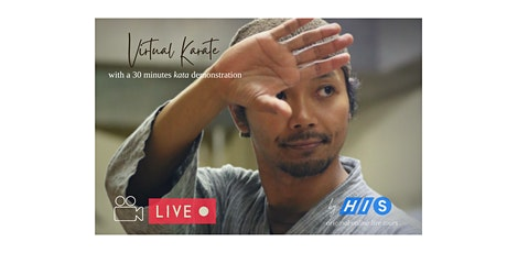【Virtual Live】Karate  Budo Demonstration - Japanese Cultural Experience tickets