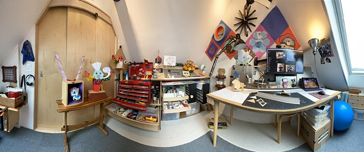 Virtual Shop Time - Tam Makers image