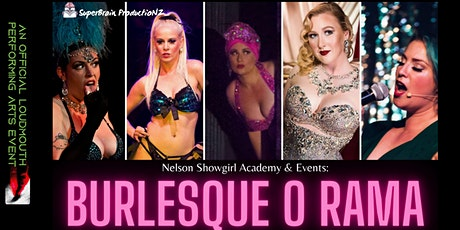 BURLESQUE O RAMA tickets
